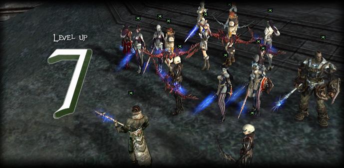 Будучи в клане Guild Of Assassins взяли 7й лвл клана