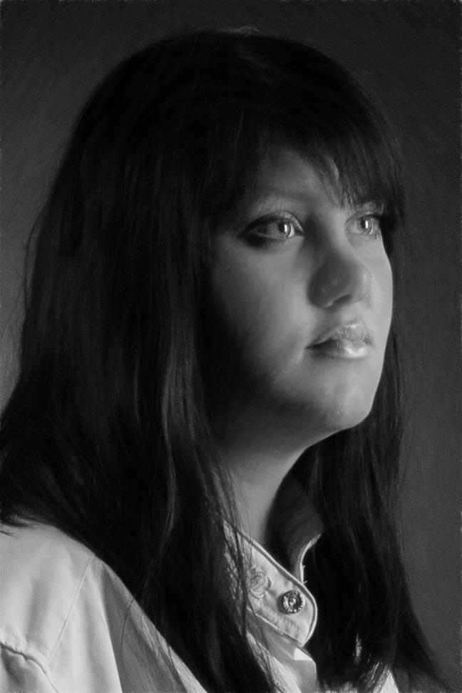 Кристина, студийная фотосъёмка