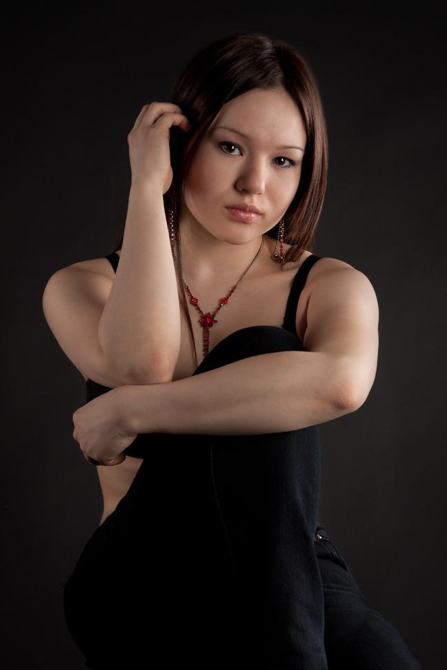 Елена, портрет