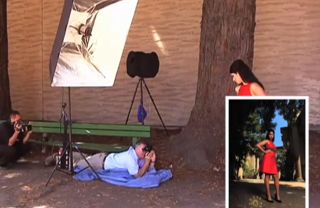 Simple, Quick & Profitable Portrait Lighting, Shooting and More! with Will Crockett