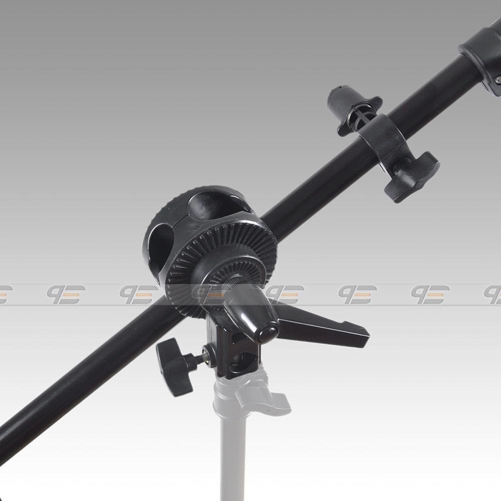 Free-Shipping-Studio-Photo-Holder-Bracket-Swivel-Head-Reflector-Arm-Support-24-66-Sandbag-AKT229 (1)