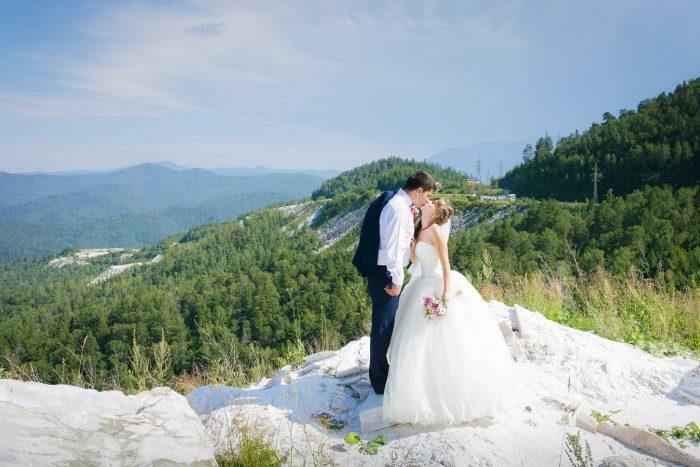 Свадебная фотосъёмка, Хакасия