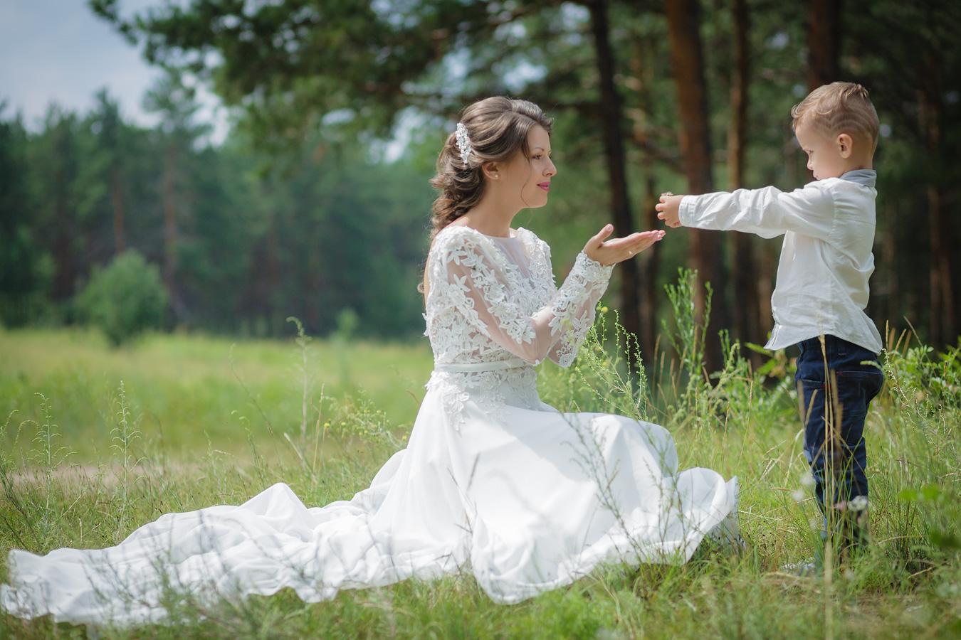 Пётр и Алина