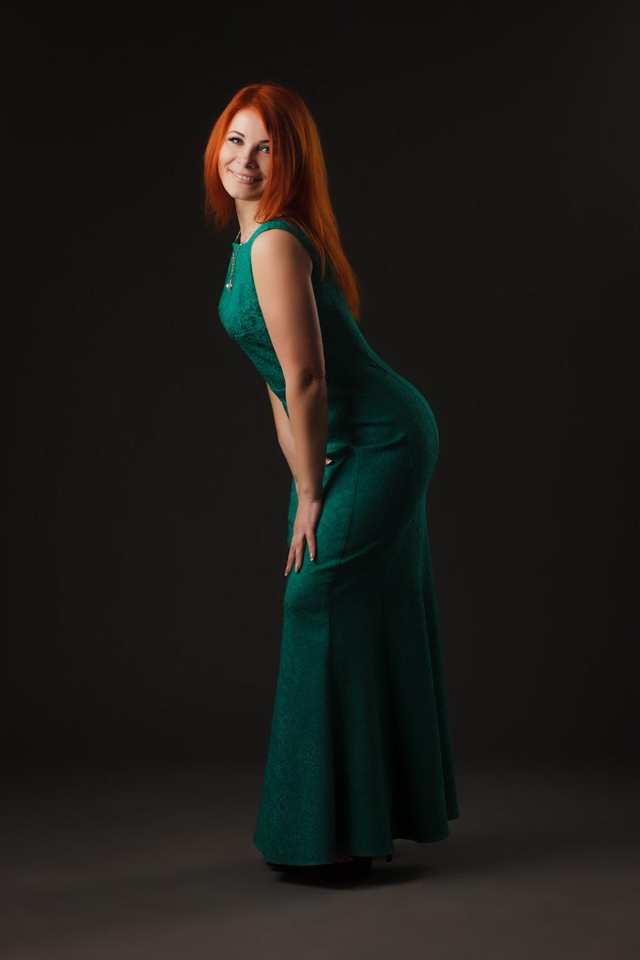 Ольга, студийная фотосъёмка, Абакан